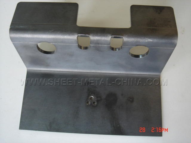 aser cutting, CNC bending,mounting bracket